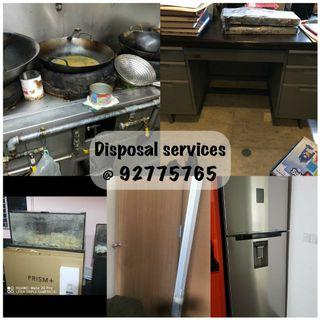 Disposal service
