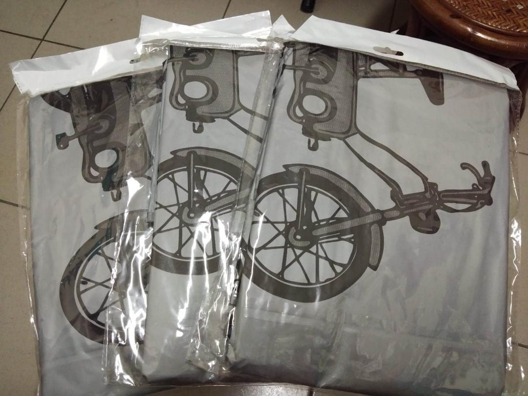 E-bike cover/ for bike use 300 each