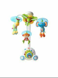 EUC Tiny Love Soothe N Groove Baby Mobile