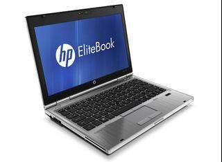 "HP EliteBook 2560P 12.5"" i7 2620m ,4G 500GB HDD"
