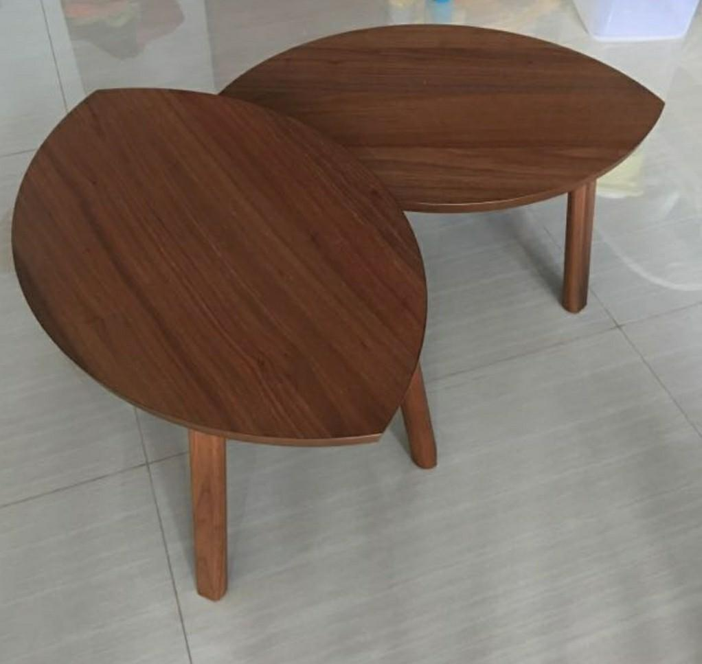 Ikea Stockholm Coffee Table Set Furniture Home Living Furniture Tables Sets On Carousell [ 967 x 1022 Pixel ]