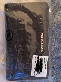 micheal kors wallet (with phone pouch)