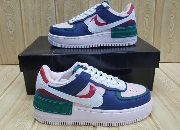 Nike Air Force 1 Shadow Mystic Navy For Women Women S Fashion Shoes Sneakers On Carousell Delivery and processing speeds vary by pricing options. nike air force 1 shadow mystic navy for