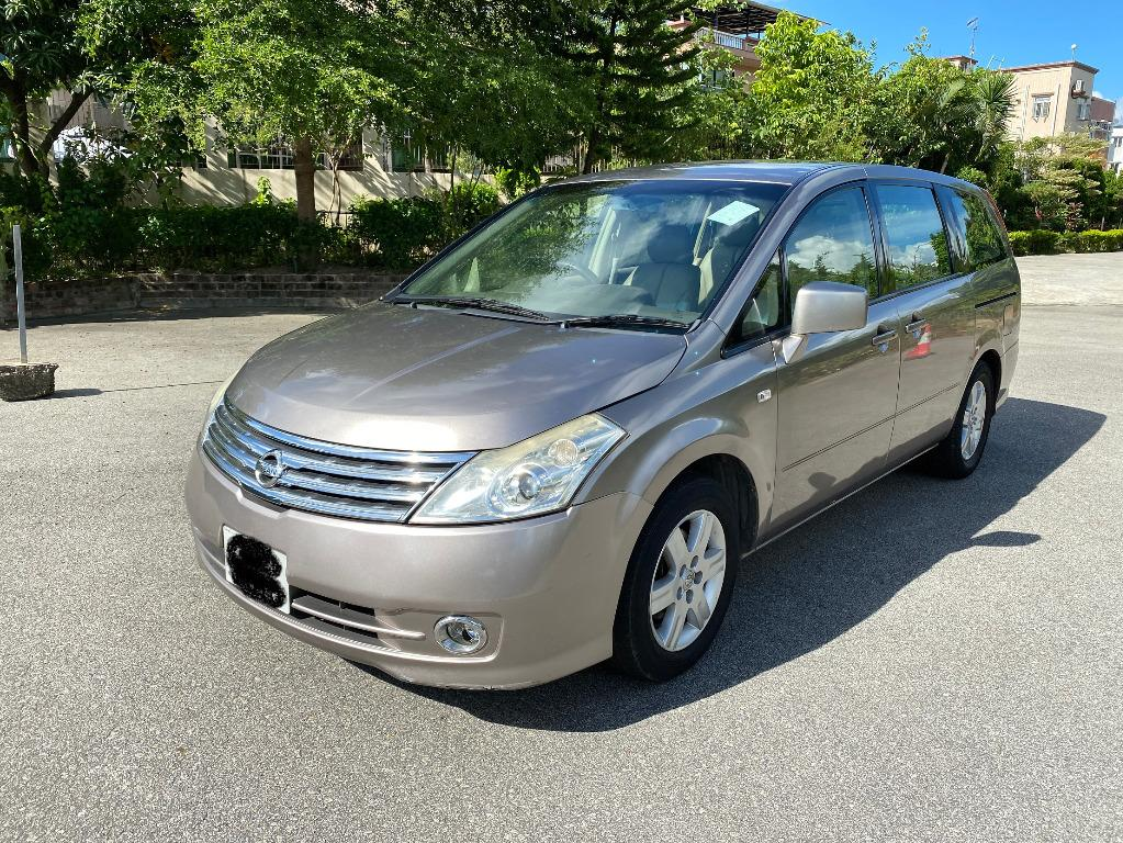 Nissan Presage 2.5 (A)