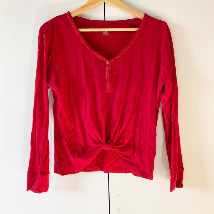 red knot long sleeve