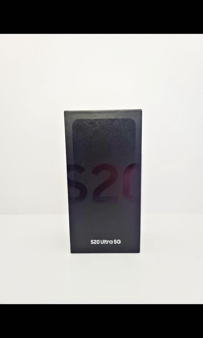 Samsung S20 ultra LNIB