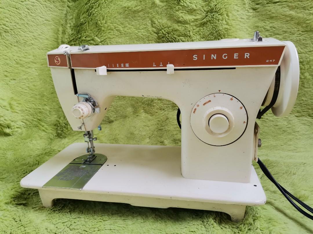 Older singer sewing models machines Old Model