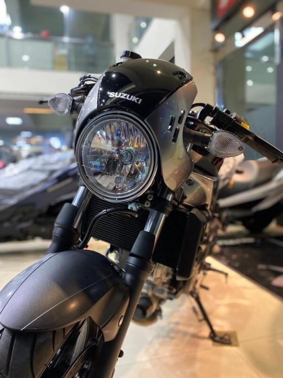 【榮立國際進口車】SUZUKI SV650X 零利率優惠請諮詢