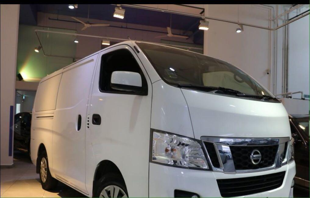 Van For Rent Auto or Manual