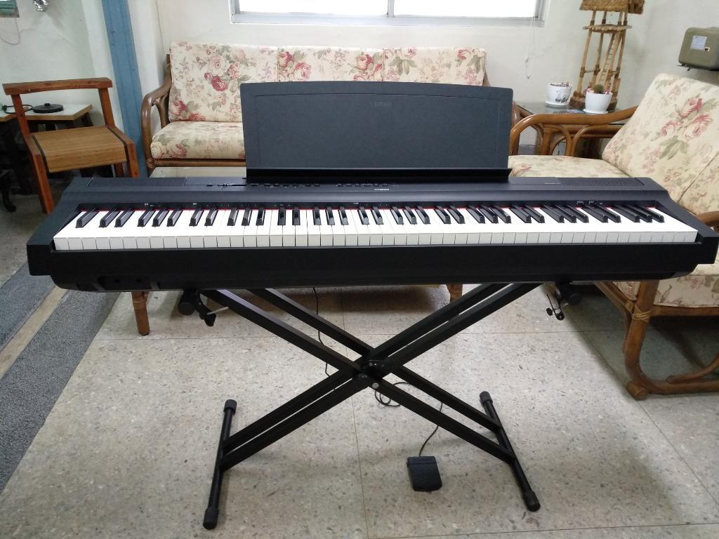 YAMAHA P-125 88鍵電鋼琴digital piano