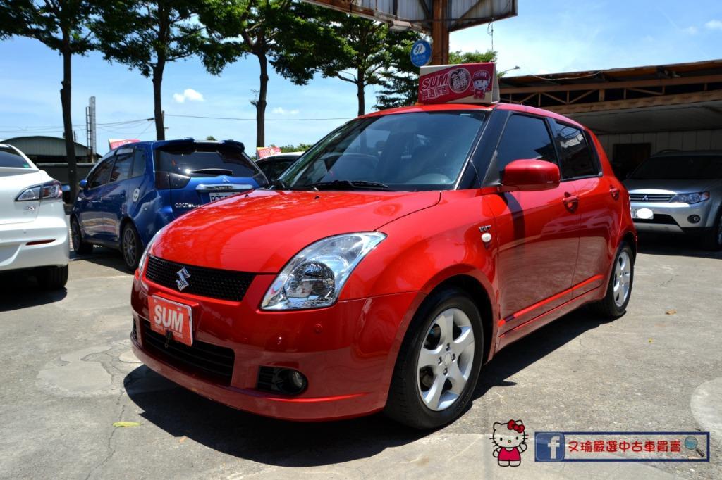 2006年Suzuki Swift 1.5頂規 #僅跑10萬 #女用一手車