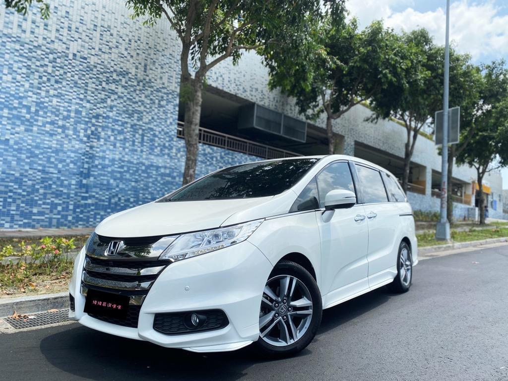 2017 Honda Odyssey 2.4 Apex七人座/市場七人座需求NO.1/全原廠保養/乘坐舒適大空間