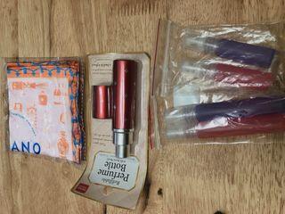 香水分裝瓶 潘海小絲巾