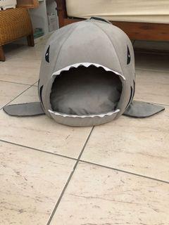 寵物窩。鯊魚 兔子 、狗 、貓