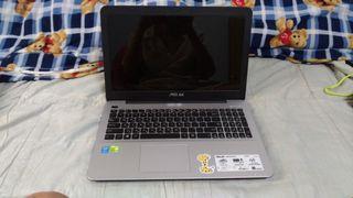 【ASUS】X555LF I55200U 15.6吋 NV930 2G獨顯筆電Win10(灰)