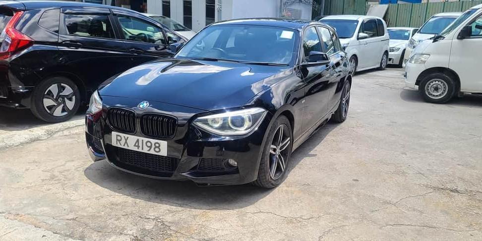 BMW 118i BMW 118i Auto