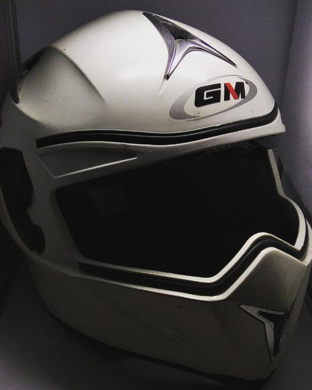 GM Airborne FullFace Helmet⚡