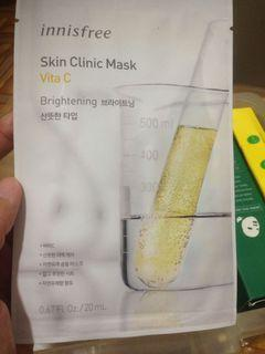 Innisfree Skin Clinic Mask