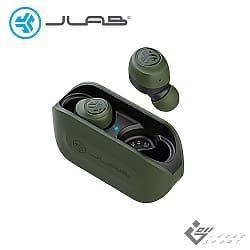 JLab GO AIR 真無線藍牙耳機墨綠