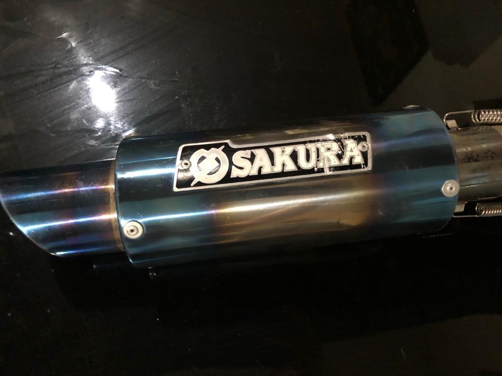Knalpot Sakura Racing