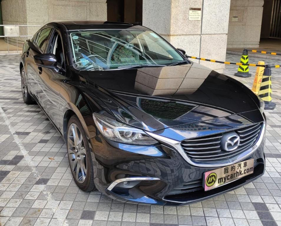 Mazda  6 DIESEL HIGH 2017 Auto