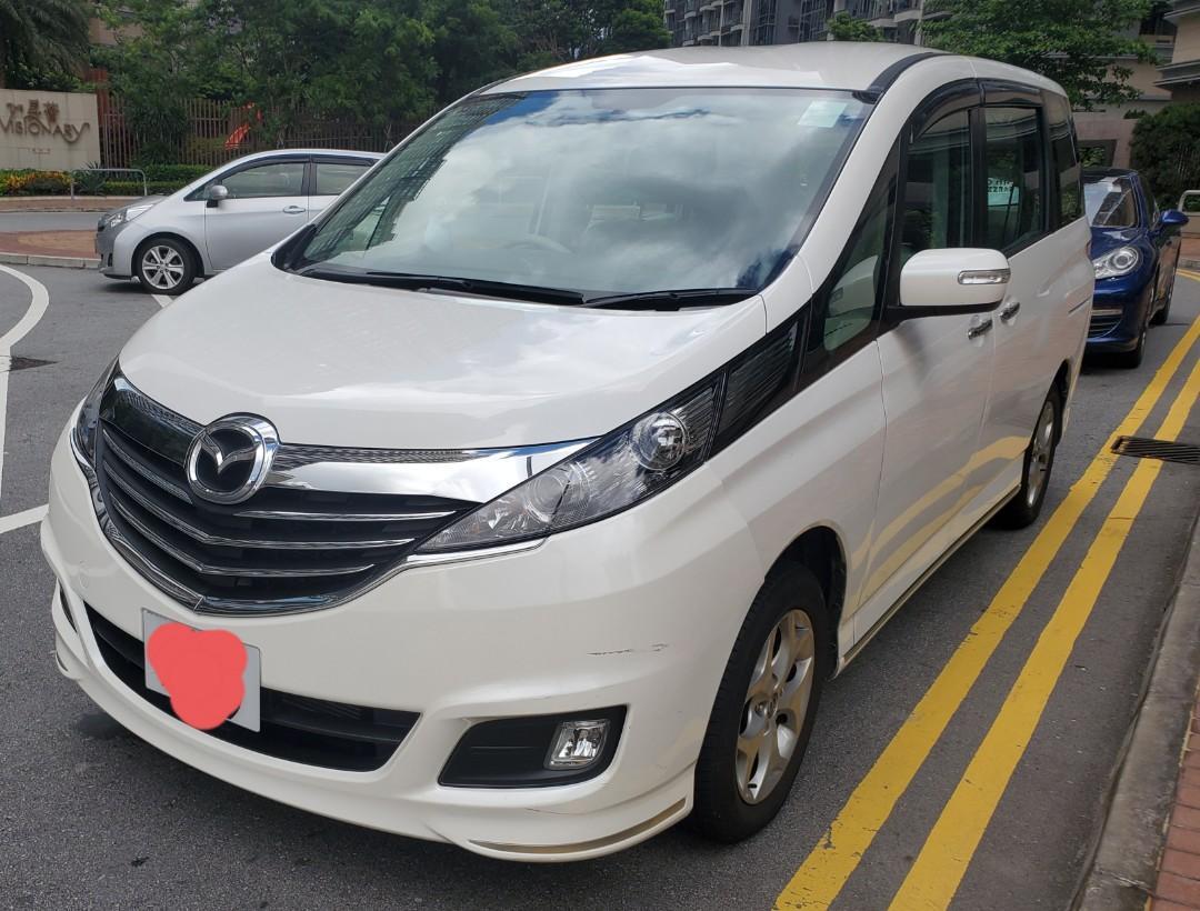 Mazda Biante 2.0 MPV (A)