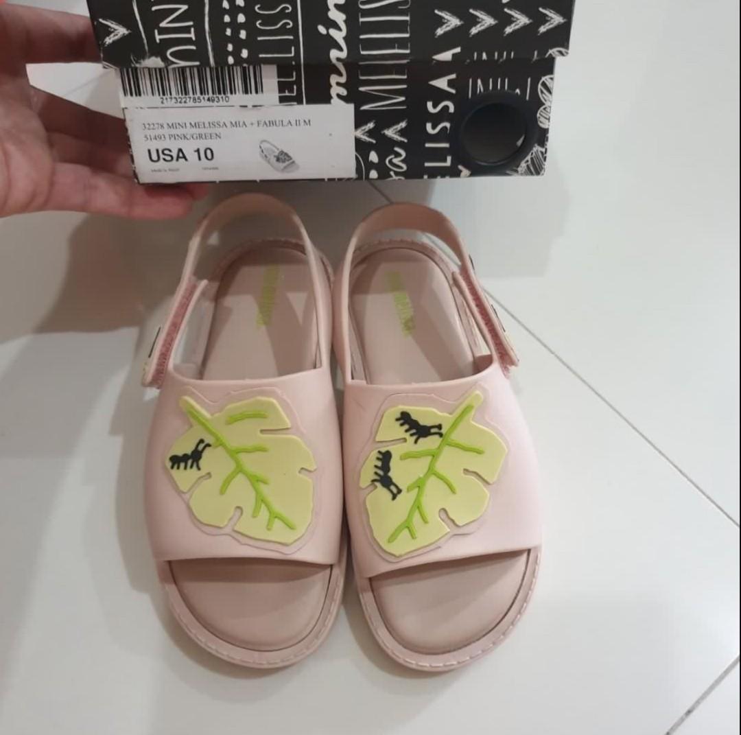 Mini Melissa size 10, Babies \u0026 Kids