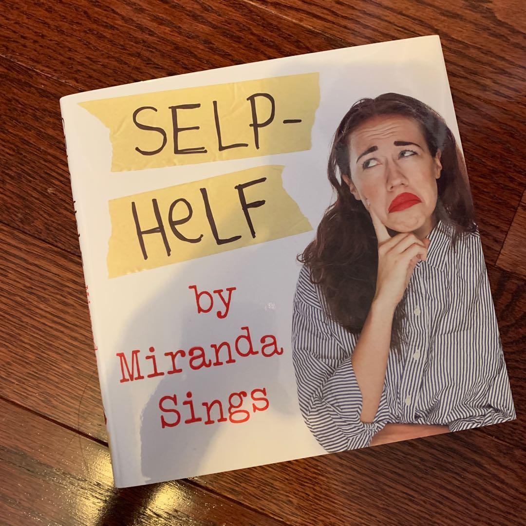 Miranda Sings Book