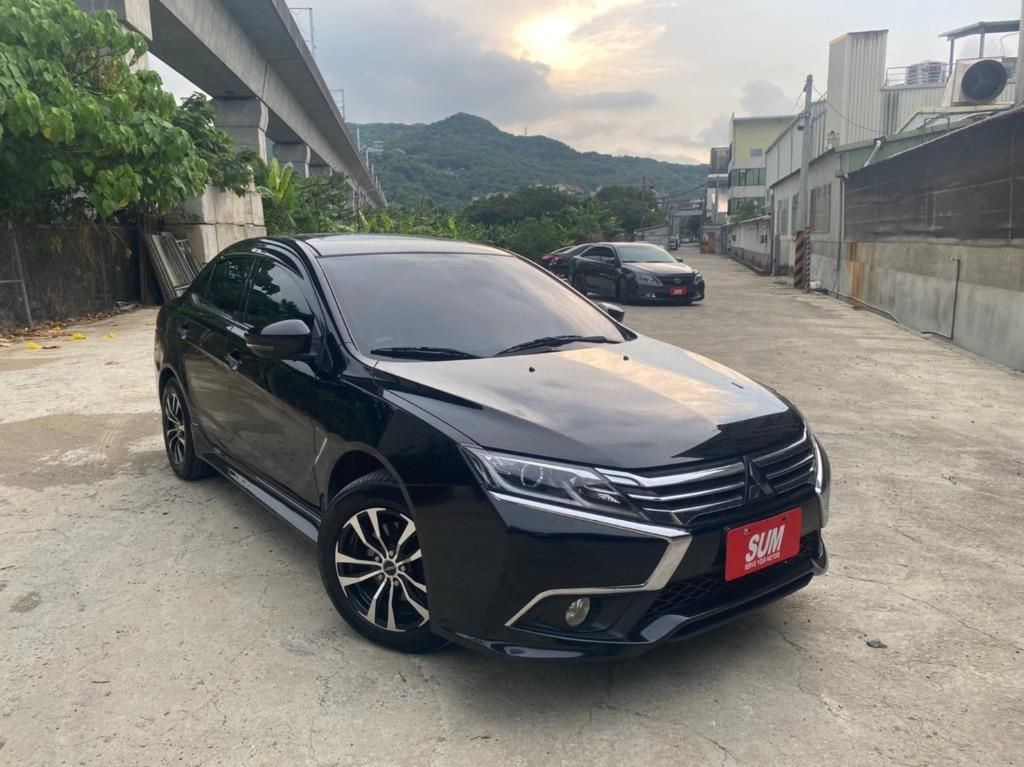 MITSUBISHI G-LANCER 輕鬆佔有精緻超新頂級轎車