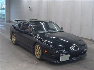 Nissan 180SX . Manual