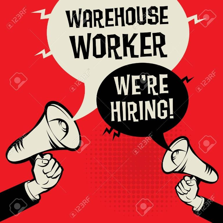 *NO EXPERIENCE NEED* ONE MONTH ONLY| TEMP STOREKEEPER|