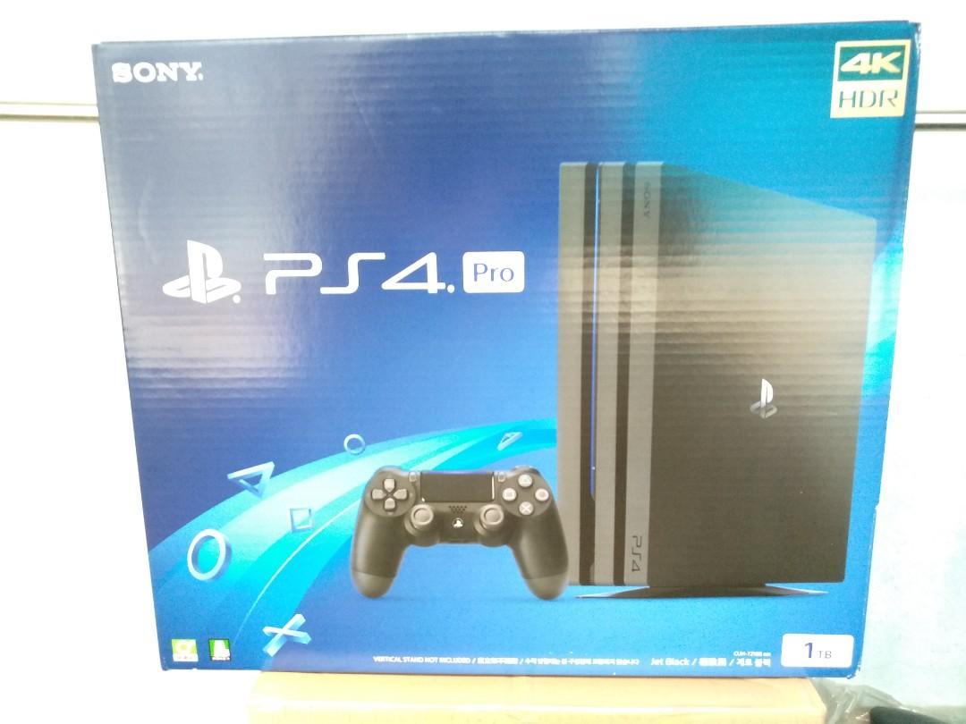 PS4主機 空盒子 PS4 PRO 7218B 1107 1207 ,  This is an empty box