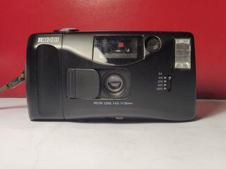 Ricoh L-20 Date Film Camera FREE SHIPPING