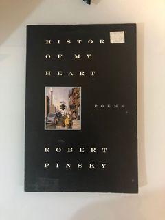 Robert Pinsky - History of my Heart