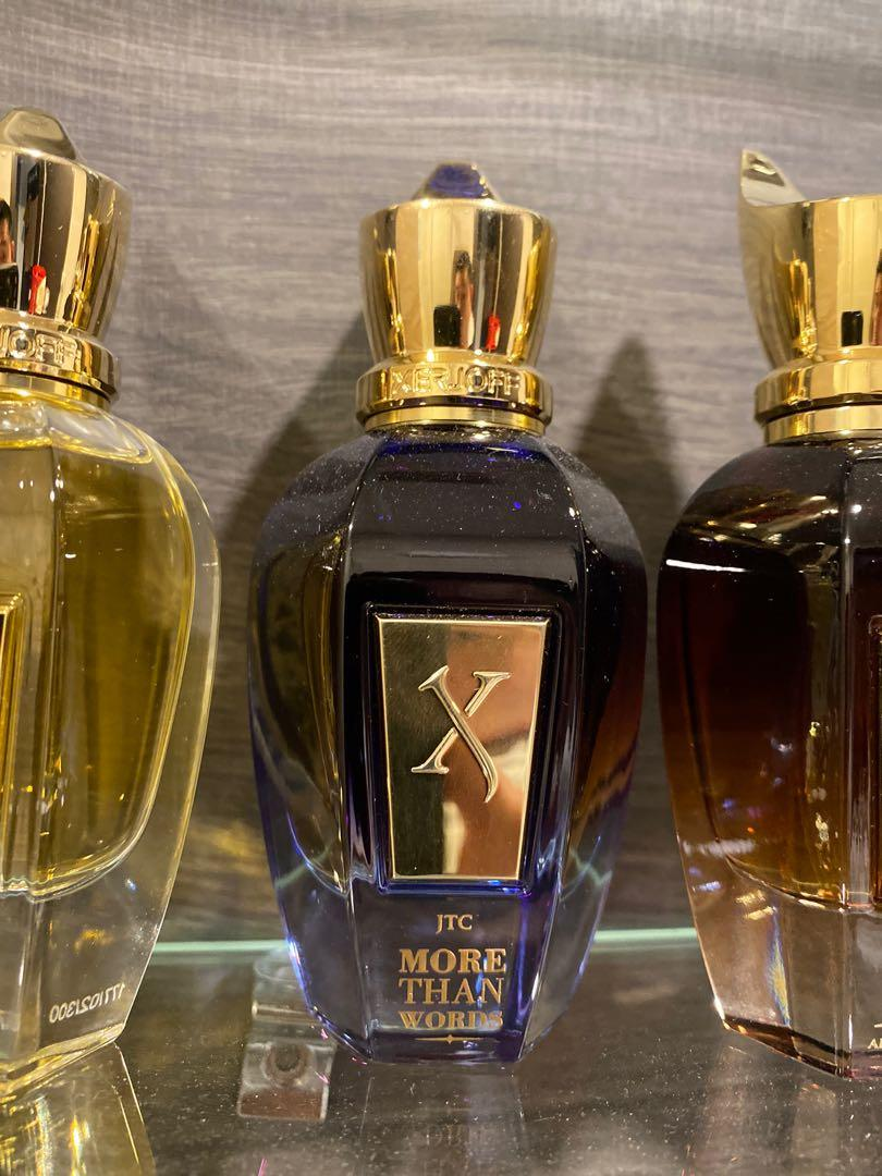 Xerjoff More Than Words 50ml Health Beauty Perfumes Deodorants On Carousell