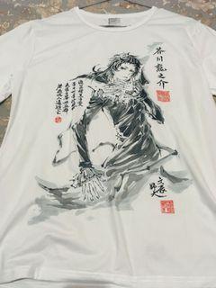 文豪野犬—手繪風上衣/芥川龍之介