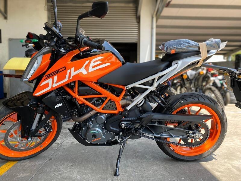 【榮立國際】 2020 KTM Duke390 熱烈預購中