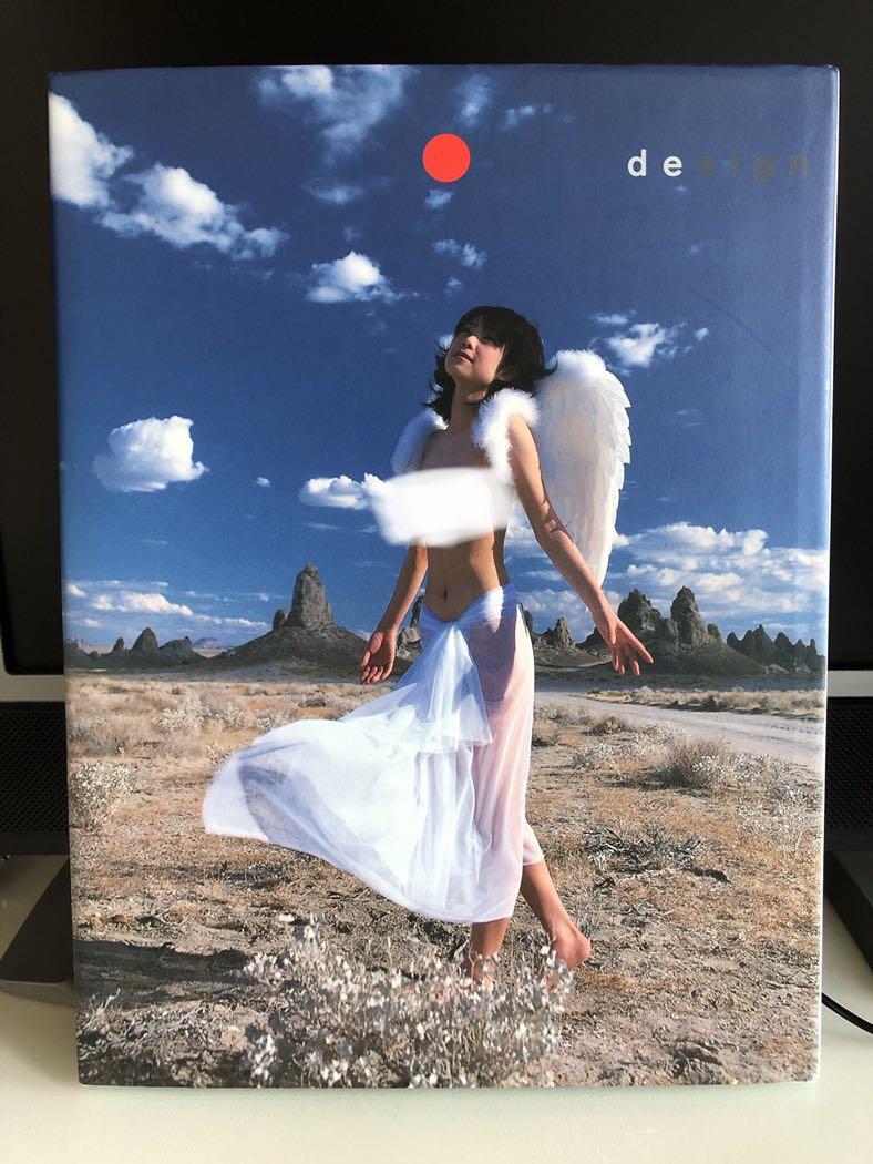 絕版 日本版 金澤あかね 金澤明子 Akane Kanazawa 寫真集 design Photo Book