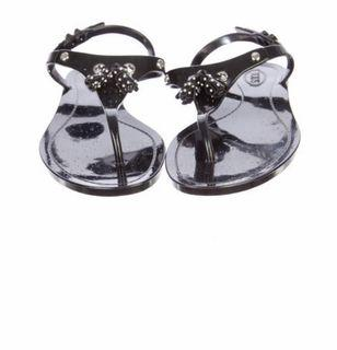💝 Repriced: TODS Jelly Thong Sandals