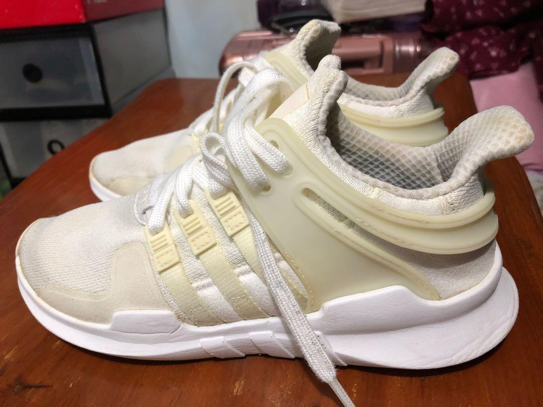 estilo Plano Equipar  Adidas EQT Support Advance Cream, Men's Fashion, Footwear, Sneakers on  Carousell
