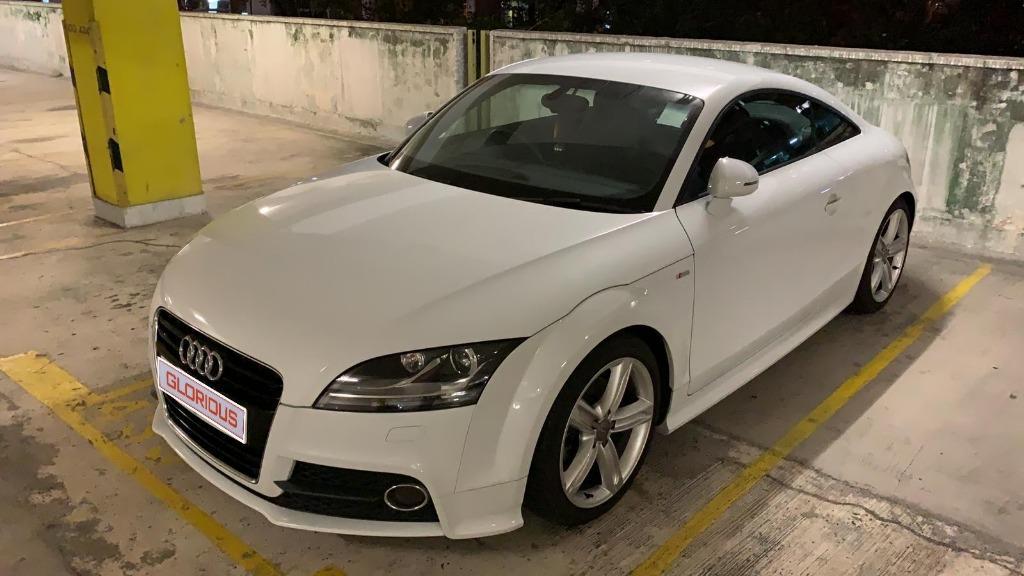 Audi TT Coupe 1.8 TFSI S tronic (A)