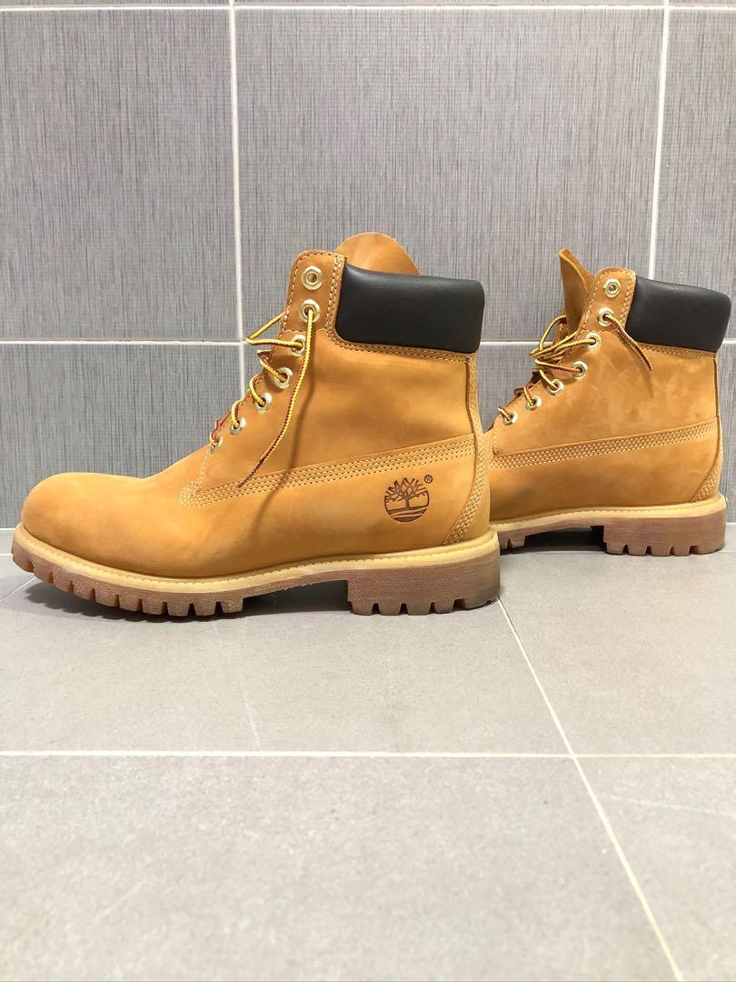 Timberland Classic 6 inch Premium Boots