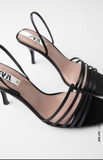 Brand New Zara Kitten Heels