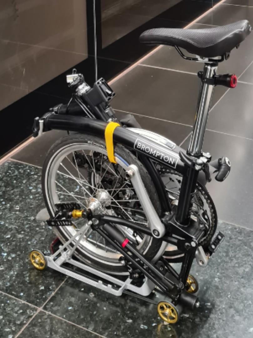 2020 Brompton 2 Speed Black M2r Bicycles Pmds Bicycles Others On Carousell