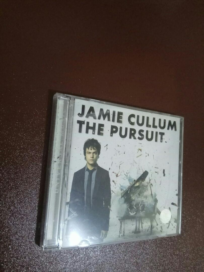 CD JAMIE CULLUM ORIGINAL (PRELOVED)