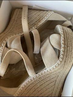Club Monaco Wedge Sandals
