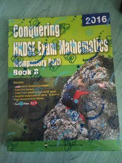 Conquering HKDSE Exam Mathematics  (Compulsory Part) Book B
