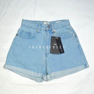 Cotton on highwaist shorts