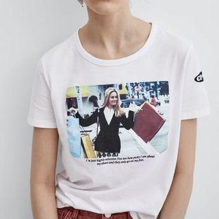 ISO: zara clueless shirt