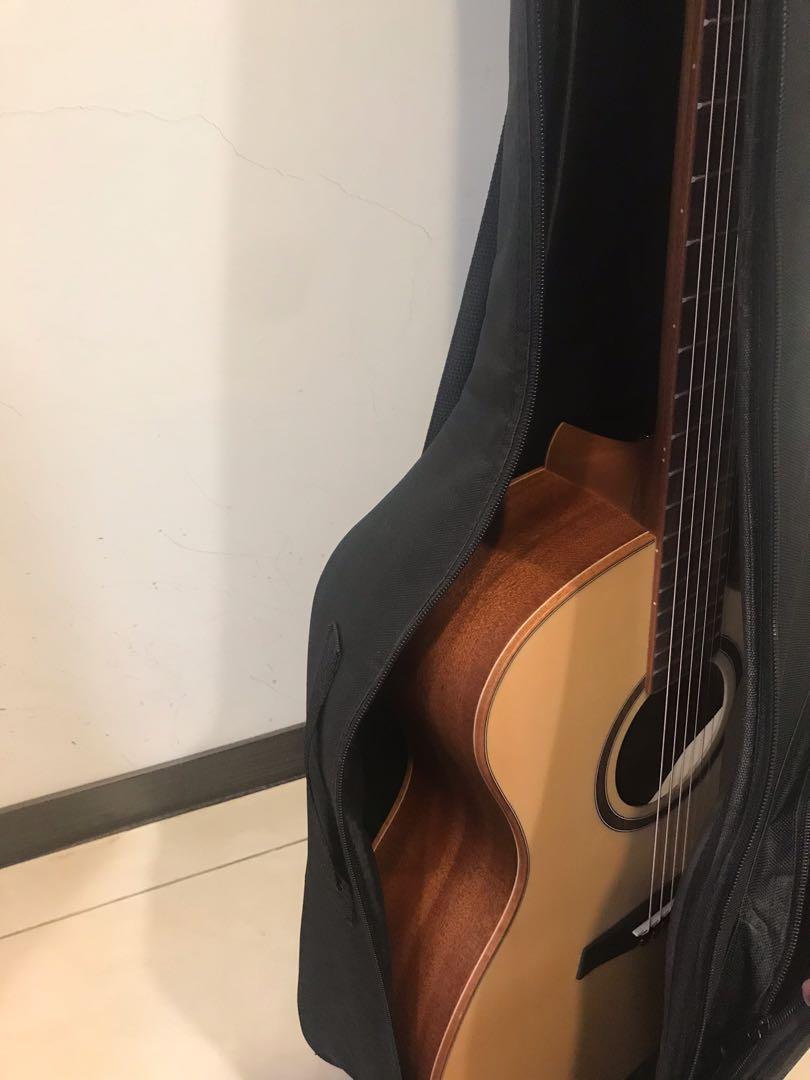 高階合板吉他legno-sm2  初學者/想換好琴者皆適用 全新 (送琴袋、移調夾、調音器)
